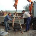 Service aus einer Hand: Beratung - Herstellung - Transport - Aufstellung