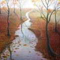 """""""Herbst"""" (90 x 120)"""
