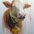 """""""I-bell - Imitation statt Tradition"""" (60 x 80)"""