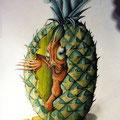 """""""Ananasgeburt"""""""