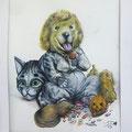 """""""Katzen sind beliebter aber Hunde sind smarter"""""""