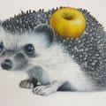 """Big Apple (Yellow)"" (120 x 100)"