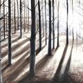 """Toter Wald"" (180 x 110)"
