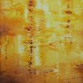 Soleil aquatique I 61x46