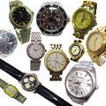 ブランド時計・止まった時計・昔の機械式時計等