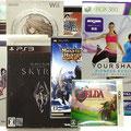 ゲームソフト各種