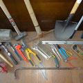 ガーデニング・建設・建築用工具類