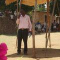 Der Direktor der Schule,......