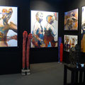 ART3G 2014 BORDEAUX - du 23 au 26 septembre - Bordeaux Lac - Stand MAXANART