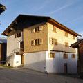Umbau Haus Cumbel