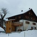 Umbau Haus Vignogn