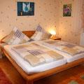 Doppelbett-Zimmer 1. Stock