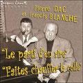 Francis Blanche et Pierre Dac