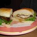 「鯖の駅」で食べたサバーガー
