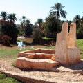Les puits d'irrigation