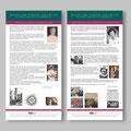 Ausstellungsfahnen - Frauen der Voerder Geschichte (Ruhr2010)