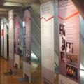 Ausstellungstafeln