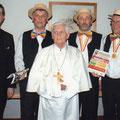 """Stadtnachrichten mit dem """"Papst"""""""