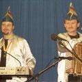 Unsere Musiker Stefan Döller und Johannes Schrittwieser