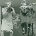 Xandl und Hans Burger