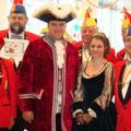 Herzogspaar Gerald und Christine