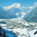 Blick auf Mayrhofen