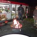 Glühweinfest am Schwebebahnbistro