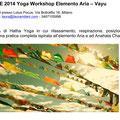 Yoga Aria 2012