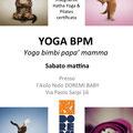 Yoga in Asilo 2013