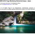 Yoga Acqua 2014