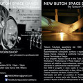 New Butoh Space Dance 2014