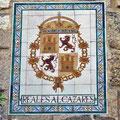 Sevilla - Real Alcázar - Wappen