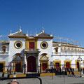 Sevilla - Stierkampfarena.