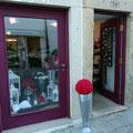 Viele schöne, kleine Läden in der Altstadt von Miranda do Douro.