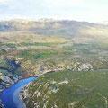 Zrmanja-Canyon und Hinterland