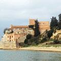 Castell in Ferragudo.