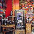 In den Souks der Medina von Meknes.