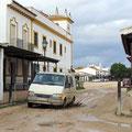 El Rocio - Offroad innerhalb geschlossener Ortschaft