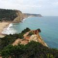 Küste bei  Boca do Rio.