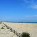 Strand kurz vor Sete.