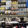 Porto - Promenade am Douro.