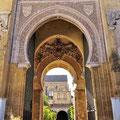 Cordoba - Eingang zur Mezquita Catedral