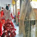 Sevilla - Flamencokleid.