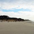 Strand bei Feira.