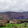 Landschaft Spanien.