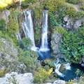 Manojlovacer Wasserfall