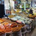 Meknes - Markthalle.