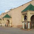 Meknes - Platz El Hedim.