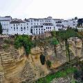 Ronda - Häuser am Abgrund