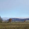 Landschaft bei Gruorn.